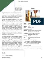 Ajedrez - Wikipedia, La Enciclopedia Libre