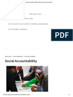 Social Accountability _ Global Partnership for Social Accountability