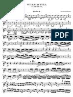 William Tell Violin II