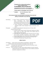 Tata Naskah Pembuatan Dokumen
