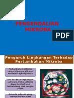 Pengendalian Mikroba
