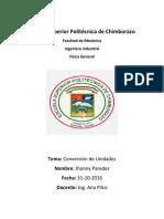 Escuela Superior Politécnica de Chimborazo