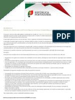 Revisão Do Código Dos Contratos Públicos Introduz Transparência e Simplificação __ Notícias __ Ministro Do Planeamento e Das Infraestruturas __ República Portuguesa