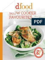 Slow Cooker Favourites - Sarah Cook