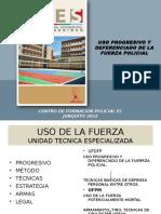 Instructivo Curso UPDF CLASES