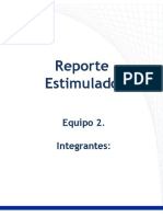 Reporte Estimulado 1