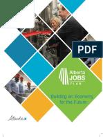 Alberta Jobs Plan 2016