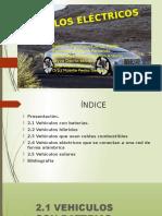 Exposición de Vehiculos Electricos