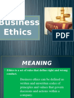MODULE - 5 Business Ethics.pptx