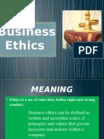 MODULE - 5 Business Ethics.pptx