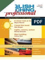 English Teaching Professional 64 Sept 2009
