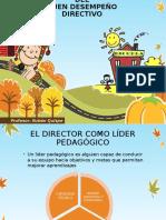 buendesempeodirectivo1-130821075049-phpapp02