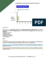 Artritis Septica Examen