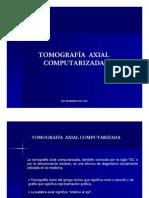 Uso de La Tomografia Axial en Geociencias