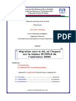 Migration Vers Le 4G, Et l'Imp - Allaoui Redouane_2883