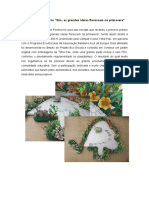 1o Premio Eco-Escolas 2015