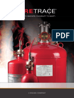 Brochure Firetrace en Español