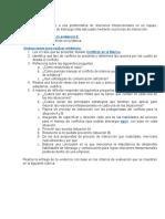 Instrucciones Evidencia 2