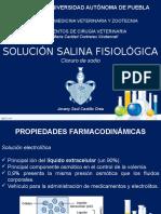 Solución Salina Fisiológica Saul