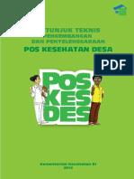Petunjuk Teknis Pengembangan Poskesdes.pdf