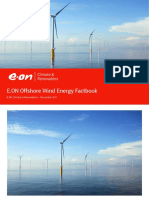 EON Offshore Wind Factbook en December 2011