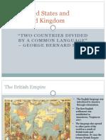 American and British Pronunciation