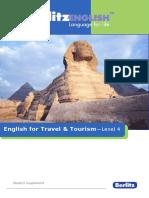 Tourism Lv4