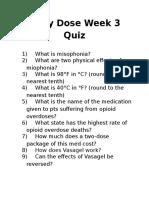 dd week 3 quiz  1