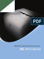 Guia Samsung ML-1610