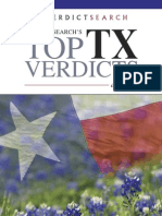 2009's Third Highest Texas Verdict Against Dallas' Harold C. Simmons & His Companies $178.7 Million!