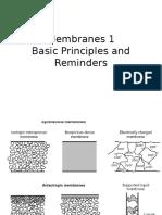 90013992 Membranes Ppt