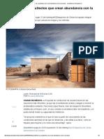 Greenfield_ los arquitectos que crean abundancia con la escasez - arquitectura Obrasweb.pdf