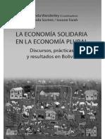La Economia Solidaria Plural