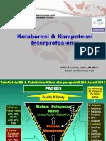 3 DrNico Kolaborasi Interprofesional Mei2015