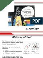 EL PETRÓLEO PARA NIÑOS (MUSEÍTO)