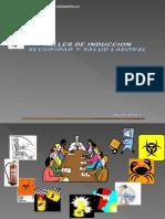 Taller de Inducción Seguridad y Salud Laboral.ppt VERSION 2