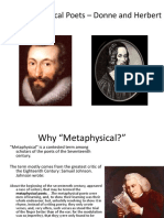 The Metaphysical Poets – Donne and Herbert2014.pdf