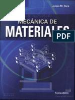 Mecánica de Materiales_James M. Gere 6ta