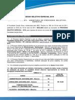 Edital Nº 12 - 2015 - Proc.sel. Especial - 2016 Public.-1