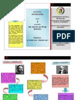 Estructuras de Clases de EEUU (modelo Weberiano y Marxista)