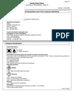 14. Flux 2331-Zx Msds