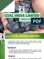 Coal India Ppt