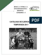 CATÁLOGO 45 2017