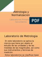 Exposicion Metrologia