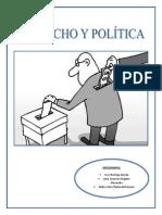 Derecho y Política -Sociología Jurídica
