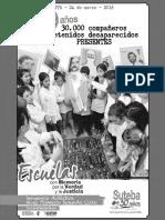 A 40 Años Del Golpe Cívico Militar Las Escuelas Con Memoria Por La Verdad y La Justicia 52199
