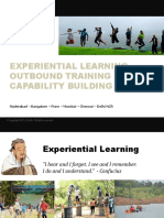 Outlife -Outbound Learning - 2015
