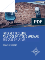 Internet Trolling Warfare