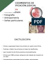 Dactiloscopia