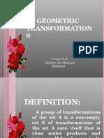 Geometric transformation 2.pptx